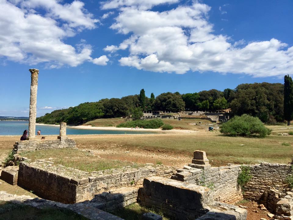 Rimska vila iz 1.st.pr.n.e.