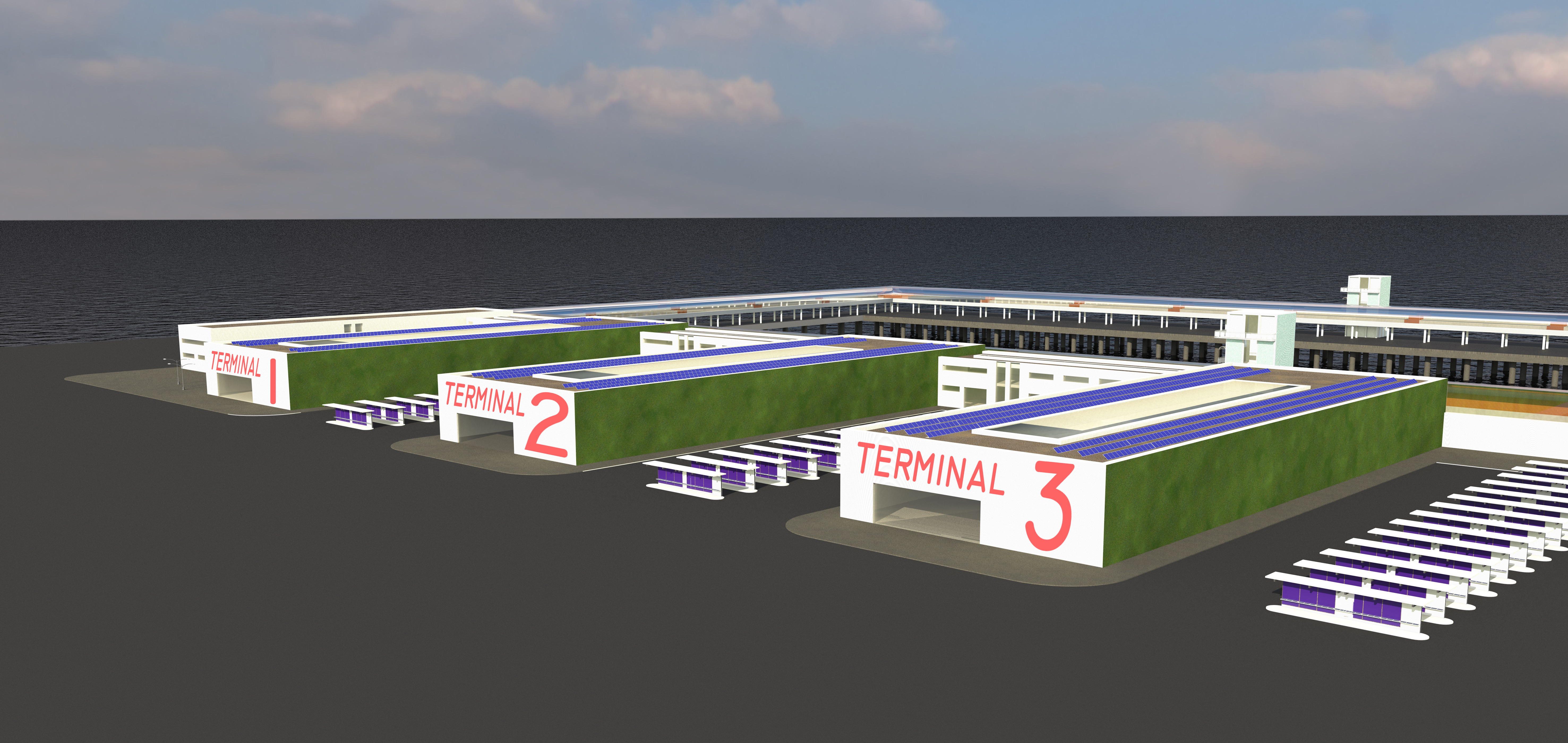 Terminal 1-3