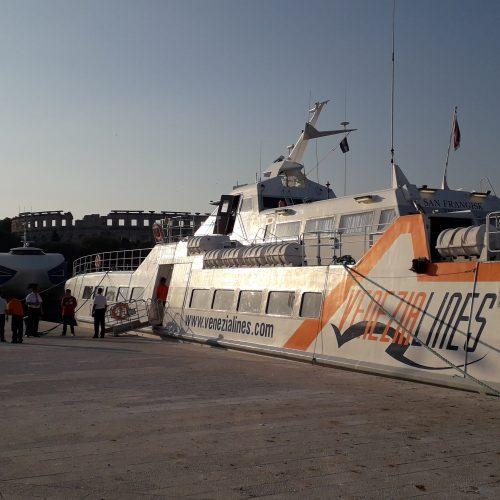 02.07.2019. Venezia lines