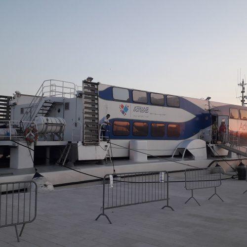 Adriatic Jet stigao iz Venecije