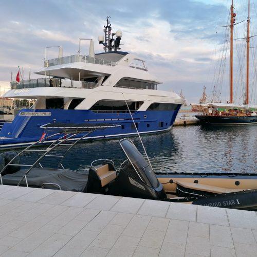 Gatto, jedrenjak 16.06.2020.