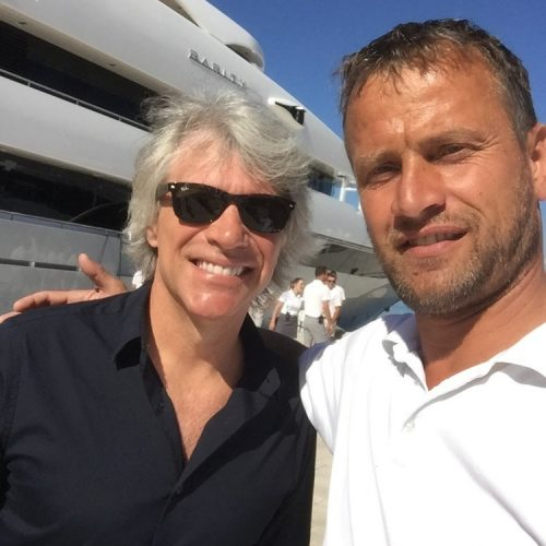 Jon Bon Jovi in Pula